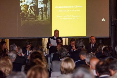 Civita, l'arte di produrre Cultural Heritage