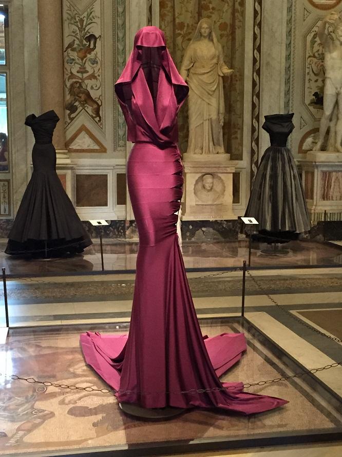 La Couture- Sculpture di  Azzedine Alaïa