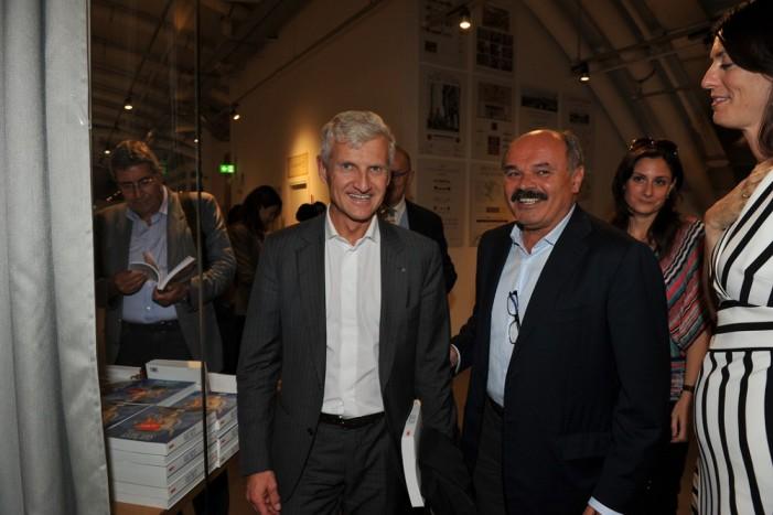 I nuovi libri di Oscar Farinetti e Andrea Illy