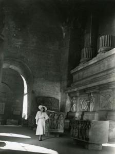 Museo delle Terme di Diocleziano, vestito Antonelli 1948