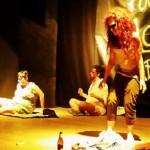 Un rave a teatro con Fool Moon Party