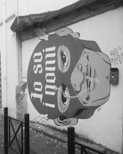 Il Pigneto oggi. La Street Art si ispira a Pasolini