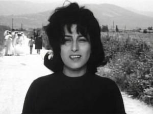 Anna Magnani in una scena del film Mamma Roma - 1962
