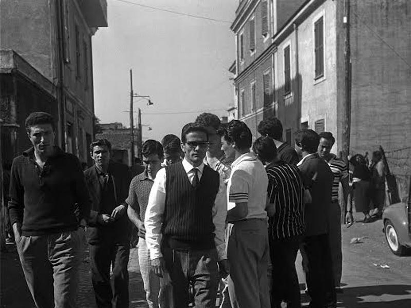 Il Pigneto negli anni Sessanta