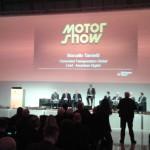 Evento di presentazione del Motor Show 2016