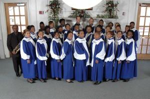3. Virginia State Gospel Chorale