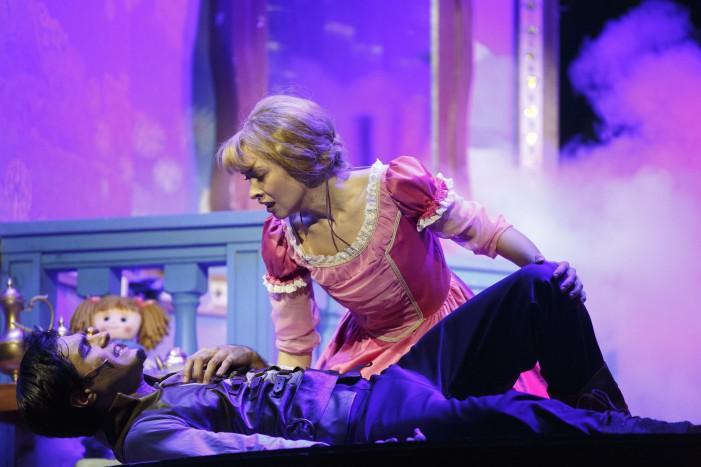Giulio Maria Corso, protagonista di Rapunzel,  si racconta