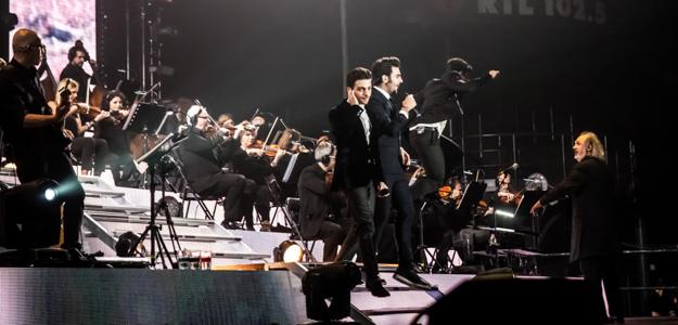 Il Volo porta il Bel Canto all'Unipol Arena