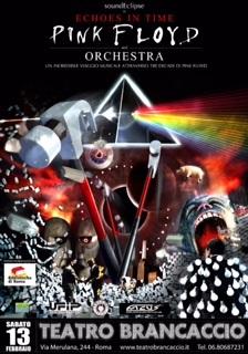 Echoes in Time, Pink Floyd Orchestra al Teatro Brancaccio
