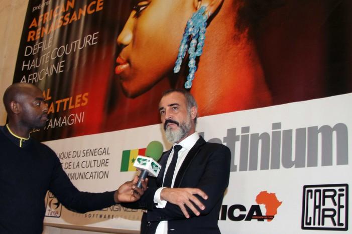 A tu per tu con Nicola Paparusso, ideatore di African Fashion Gate