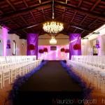 Decorazioni floreali e allestimenti artistici nell'Antico Borgo di Sutri