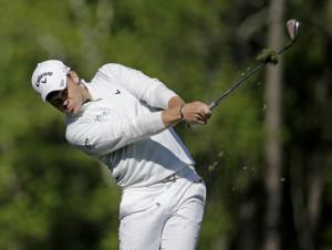 Augusta Masters (PGA Golf Tour) - Danny Willet Swing