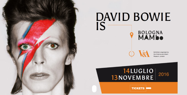 David Bowie Is - MamBO (Bologna)