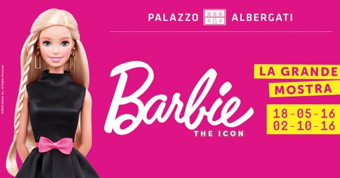 Barbie a BOLOGNA: gli splendidi trasformismi di un'icona pop