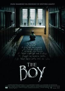 The Boy (USA 2016) - La locandina