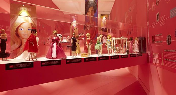 Barbie The Icon:  la femminilità è grande protagonista.
