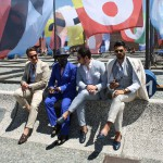 Cappelli for everybody! Special hat for PittiUomo90
