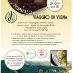 Viaggio in Vigna sull'Orient… Hespresso