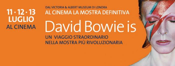 David Bowie is al cinema (e al MAMbo)
