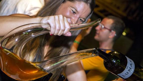 L'eccellenza dei vini sloveni si accompagna all'alta cucina al Wine Party