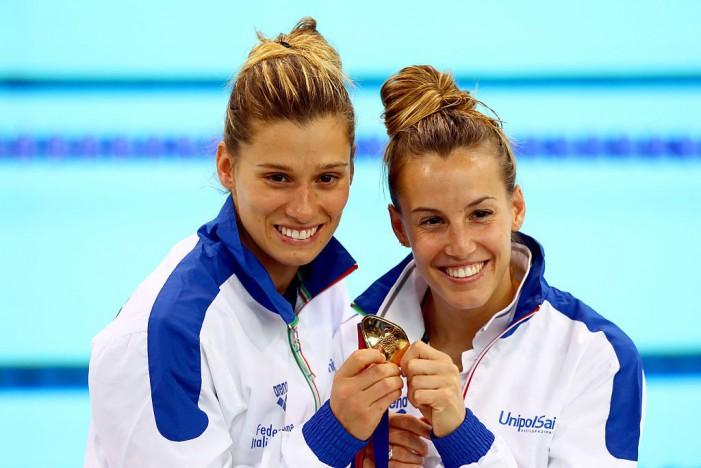 Italia da leoni: 5 medaglie in un giorno!