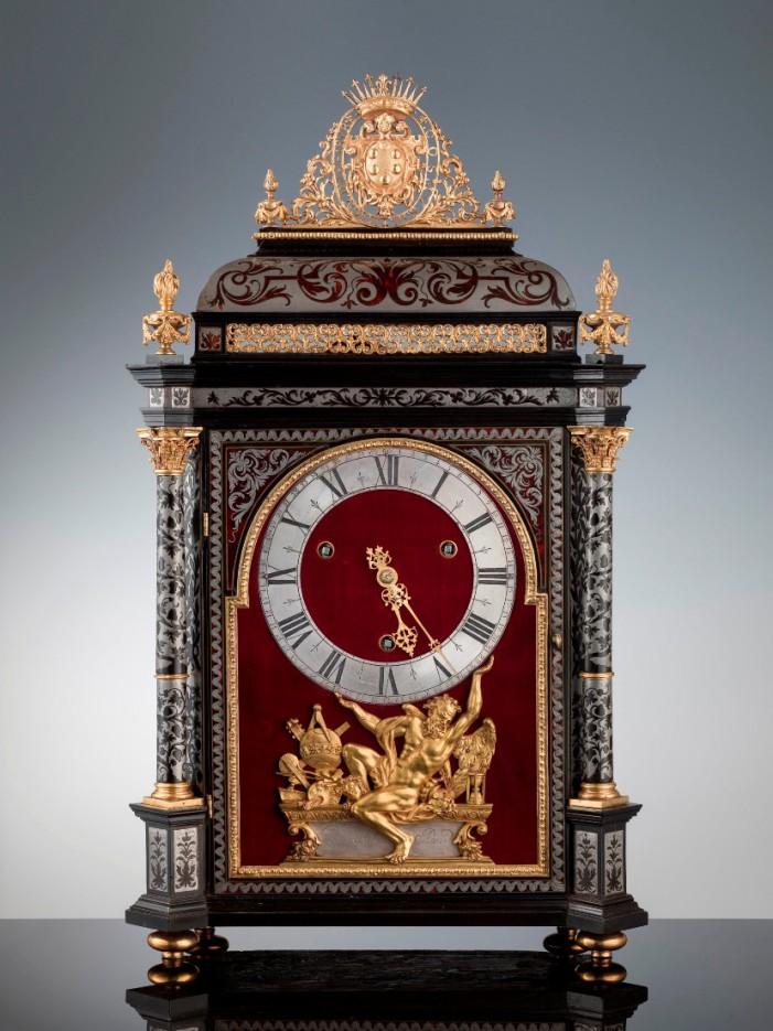 Il tempo negli orologi di Palazzo Pitti