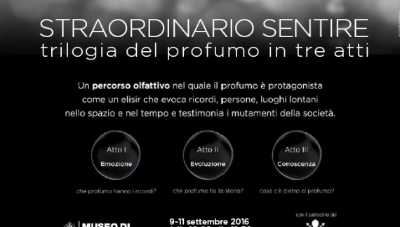 Il percorso olfattivo itinerante di Accademia del Profumo arriva a Firenze