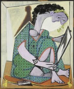Pablo Picasso, Femme à la montre
