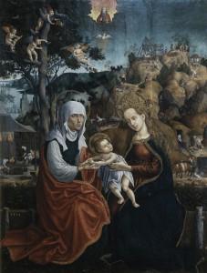 Sant'Anna Metterza di Roznava - Autore ignoto
