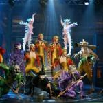 Varekai: la tournée de Le Cirque du Soleil