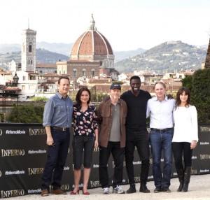 Il Cast di Inferno a Firenze
