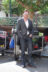 Nicolas Cage al Fairmont Hotel