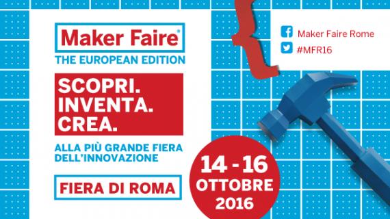 Maker Faire Rome – The European Edition