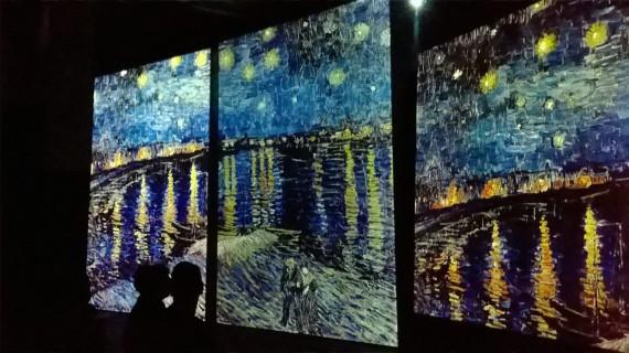 Prorogata Van Gogh Alive – The Experience a Roma