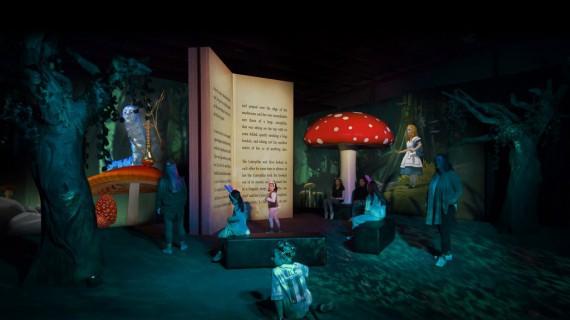 The Adventures of Alice per tornare bambini