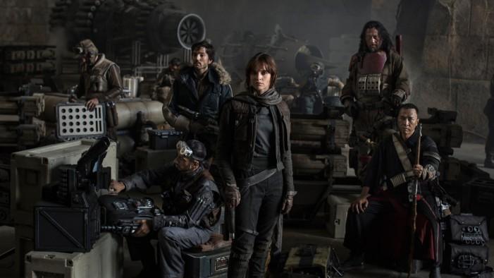 Rogue One: a Star Wars Story. Che sorpresa!