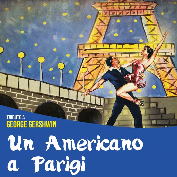 Un Americano a Parigi,  un'italiana in America