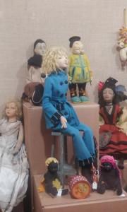 Maschietta, la bambola di produzione LENCI