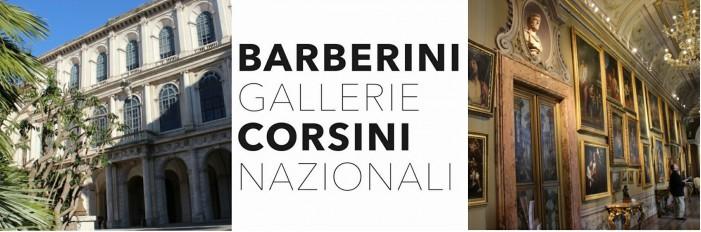 Barberini e Corsini: il rilancio delle Gallerie Nazionali
