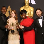 Il Black Cinema e La La Land dominano agli Oscar 2017