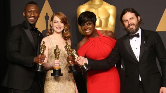 Il Black Cinema e La La Land dominano agli Oscar 2017