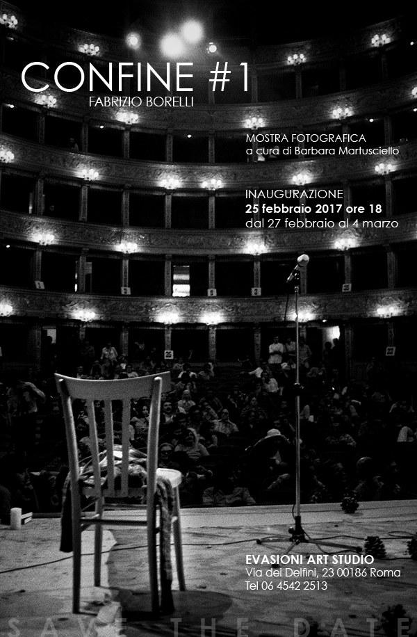 Confine # 1, la mostra fotografica di Fabrizio Borelli