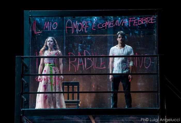 La versione rock di Romeo e Giulietta al Teatro Eliseo