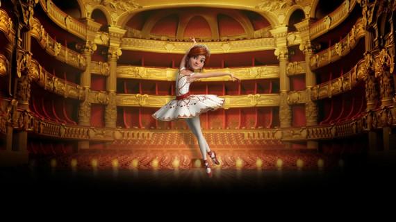 Ballerina, la grazia della libertà
