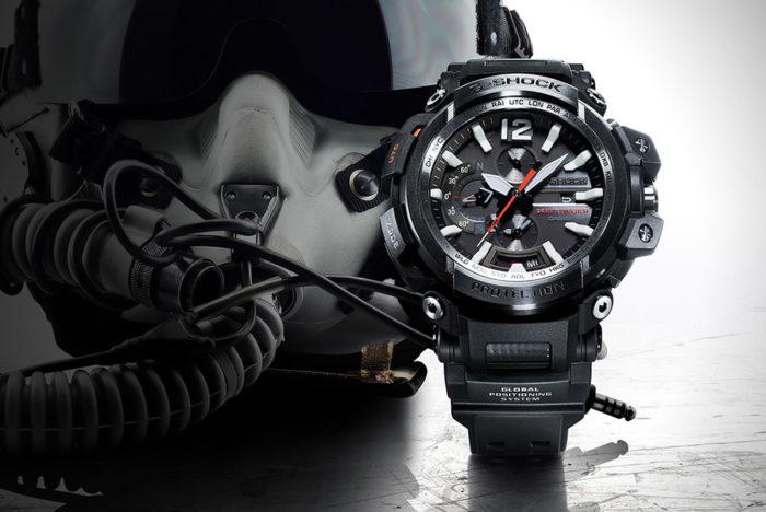 Casio G-Shock Gravitymaster GPW2000-1°