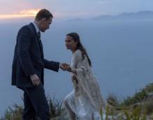 La luce sugli oceani: al cinema Michael Fassbender e Alicia Vikander