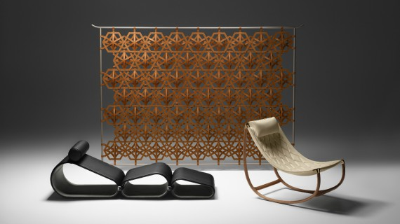Louis Vuitton e Objets Nomades al Salone del Mobile
