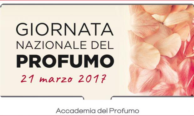 Non solo Primavera:  Giornata Nazionale del Profumo 2017