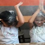 Giocando con la cucina italiana in Brasile
