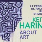 Milano celebra finalmente Keith Haring